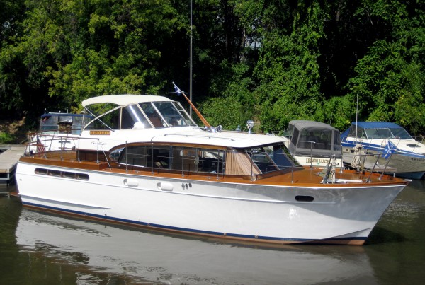St Paul Shipwrights – Restoration of classic wooden boats in St Paul, MN